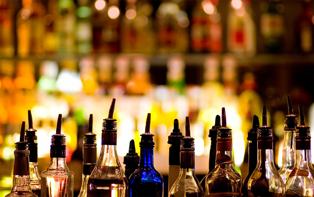The Basic Liquors and Liqueurs for Your Home Bar
