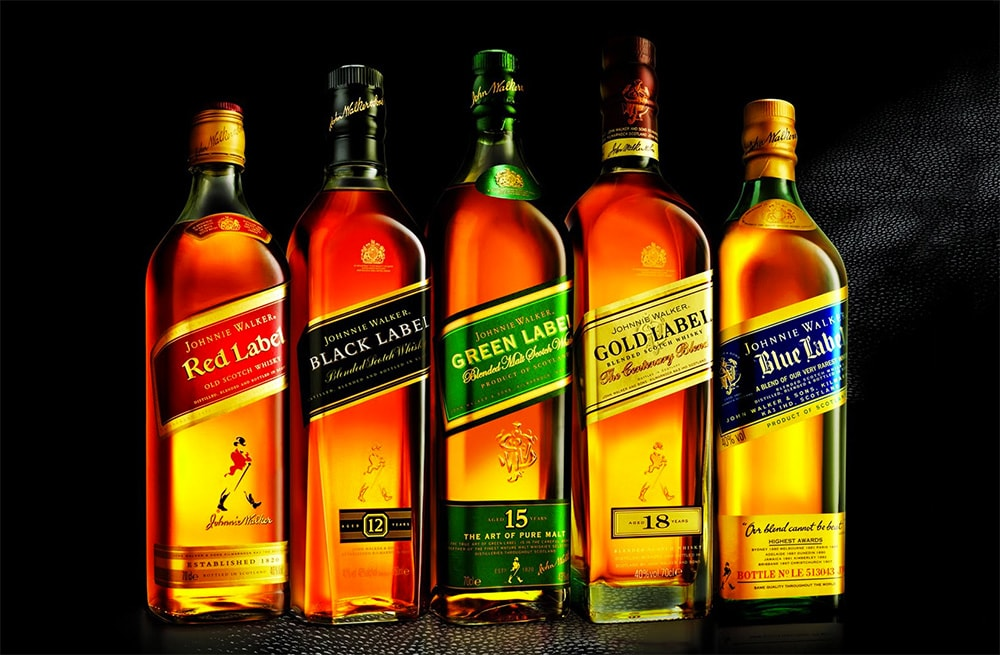 New Johnnie Walker Red Label Mix Recipes to Impress Your Friends