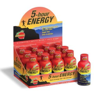 5 Hour Energy Prices
