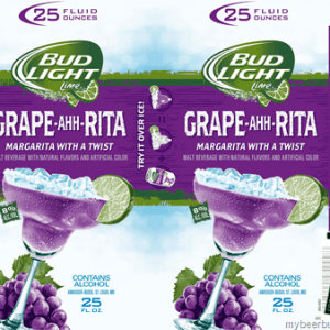 Bud Light Grape-A-Rita Prices