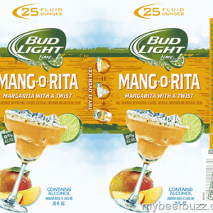 Bud Light Mang-O-Rita Prices [Updated 2019] - Hangover Prices