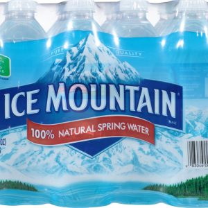 Ice Mountain Water Prices
