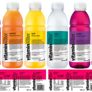Vitamin Water Prices