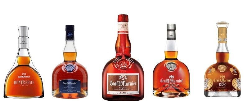 Grand Marnier Collections