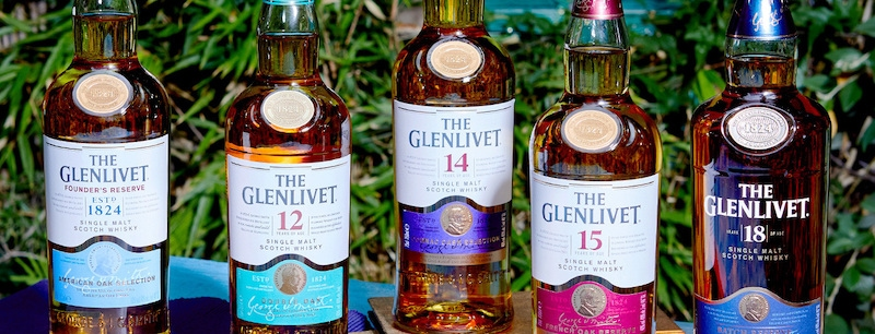 The Glenlivet products